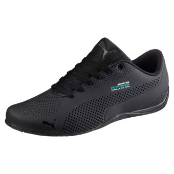 photos officielles 1a62d 2e51d Chaussures Puma MAMGP Drift Cat Ultra Noires Taille 45