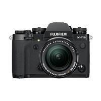 Hybride Fujifilm X-T3 Noir + Objectif XF 18-55 mm