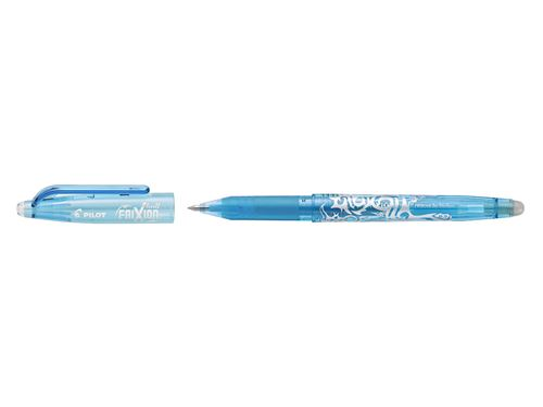 Stylo roller Pilot Pen Frixion Ball 05 Turquoise
