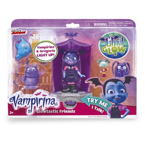 Playset Disney Junior Vampirina Chambre avec figurines
