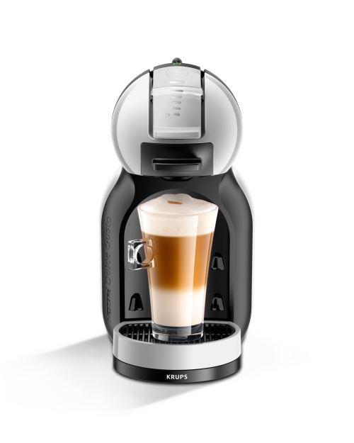Machine expresso Krups Bundle Mini Me 1500 W Gris artic et 6 boites d'expresso Nescafé Dolce Gusto