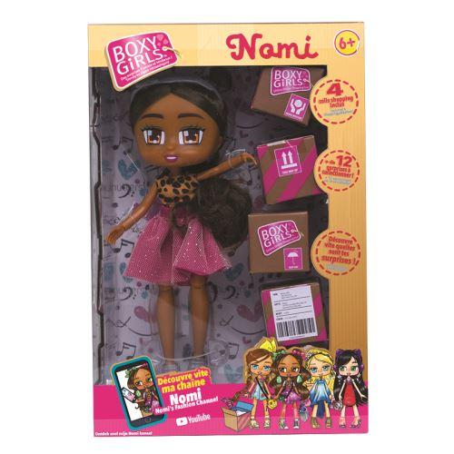Poupée Best of TV Boxy Girls Naomy