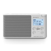 Sony XDRS41DW Radio White
