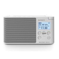 Radio portable Sony XDRS-41DW DAB/DAB+/FM Blanc
