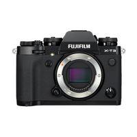 Fujifilm X-T3 Hybride Behuizing Zwart