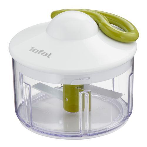 Accessoire de découpe Tefal Hachoir 5 secondes 500 ml K1330404 Blanc et Vert