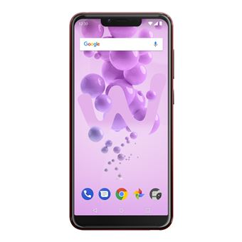 Smartphone Wiko View2 Go Double SIM 32 Go Rouge