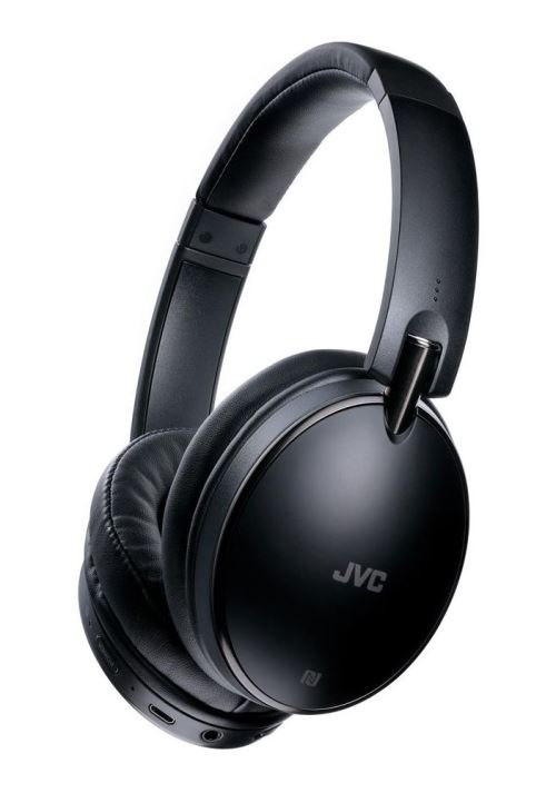Casque Bluetooth à réduction de bruit JVC HA-S90BN-Z-E Noir