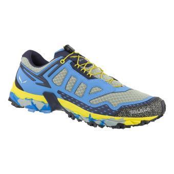 Chaussures de randonnée Salewa Ultra Train Bleu marine et Bleues Taille 43 - Chaussures ou chaussons de sport - Equipements sportifs