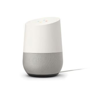 google home enceinte commande vocale mini enceintes achat prix fnac. Black Bedroom Furniture Sets. Home Design Ideas