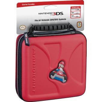 2dd51e3d658 Pochette de transport rigide BigBen Mario Kart pour Nintendo 2DS et ...