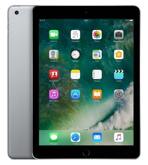Apple iPad 128 Go WiFi Gris Sidéral 9.7