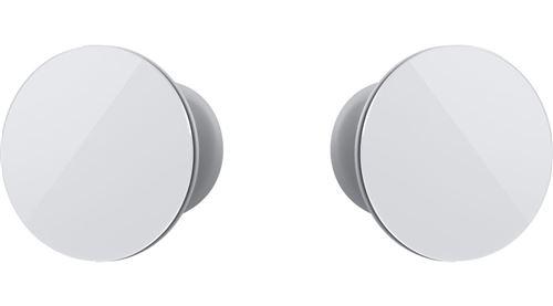 Ecouteur sans fil avec boitier de recharge Microsoft Surface EarBuds Gris glacier