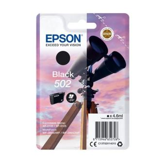 Cartouche d'encre Epson 502 Noir