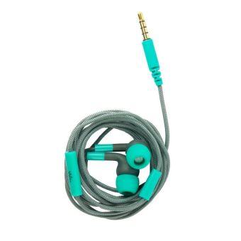 Wiko WiShake Oortelefoons met draad Grijs en Groen