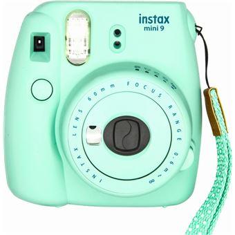 Appareil Photo Instantané Fujifilm Instax Mini 9 Vert menthe Reconditionné