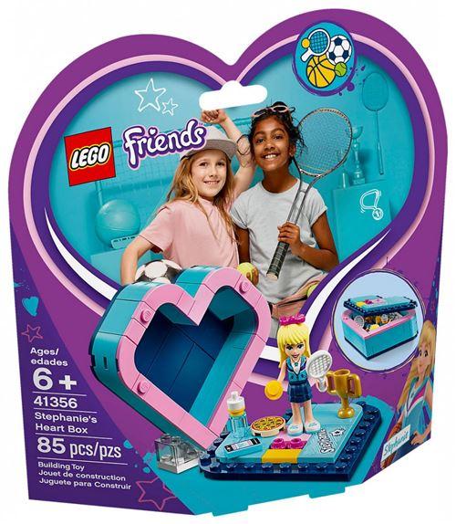 LEGO® Friends 41356 La boîte cœur de Stéphanie