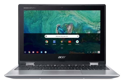 PC Hybride Acer Chromebook Spin 11 CP311-1H-C4UL 11.6 Tactile Intel Celeron 4 Go RAM 64 Go eMMC