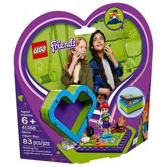 LEGO® Friends 41358 La boîte cœur de Mia
