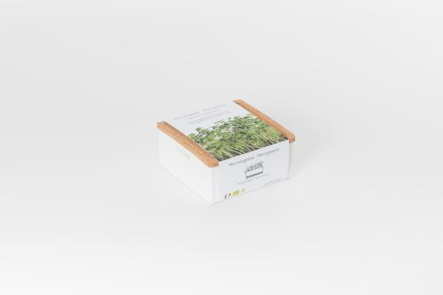 Grow Box Uno Life in a bag Moutarde