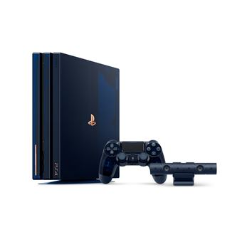 console sony ps4 pro 2to edition limit e 500 millions console de jeux achat prix fnac. Black Bedroom Furniture Sets. Home Design Ideas