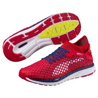 Chaussures 47 Running Speed De Rouges Puma Ignite Netfit Taille OPTwkXliuZ