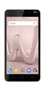 Wiko Smartphone Lenny 4 Plus Double SIM 16 Go Or Rose