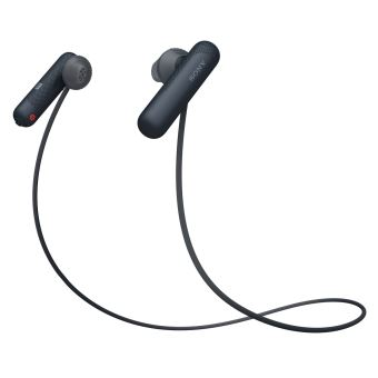 Ecouteurs Bluetooth Sport Sony WI-SP500 Noir