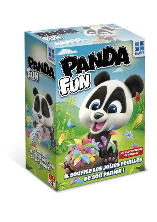 Jeu d'éveil Megableu Panda'Fun