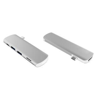 Hub On Earz Mobile Gear USB-C vers HDMI Argent