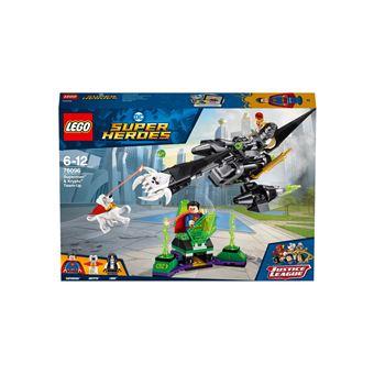LEGO® DC Comics Super Heroes 76096 L'union de Superman™ et Krypto™