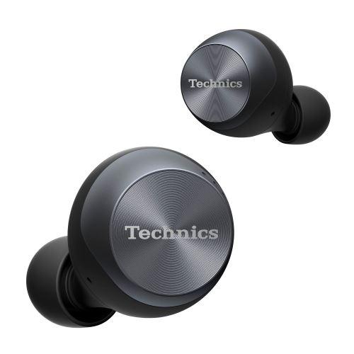 Ecouteurs sans fil avec réducteur de bruit Panasonic True Wireless EAH-AZ70WE-K Noir