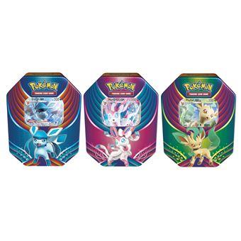 Jeu de cartes Pokémon Pokébox de Noël 2018 Modèle aléatoire   Jeu