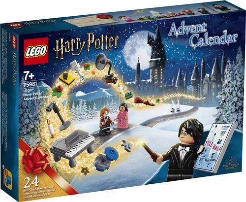 LEGO® Harry Potter™ 75981 Calendrier de l'Avent LEGO® Harry Potter™