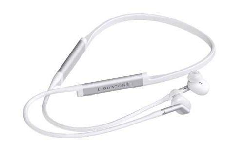 Ecouteurs sans fil Libratone Track + Blanc