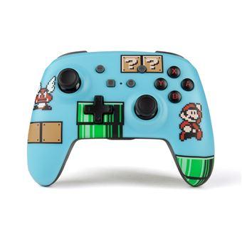 Manette Nintendo Switch Super Mario Bros 3 Sans fil