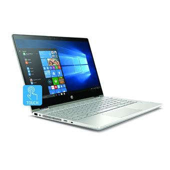 "PC Hybride HP Pavilion x360 14-cd0001nf 14"" Tactile"