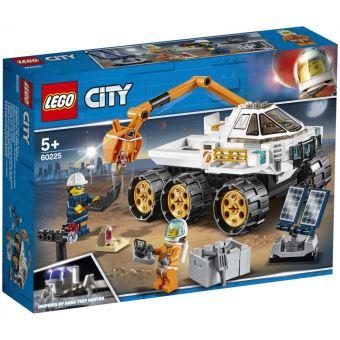 LEGO City 60225 Prueba de conduccion del Róver