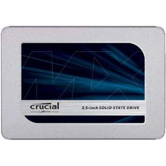 """Disque dur interne SSD Crucial MX500 SATA 2.5"""" 250 Go"""