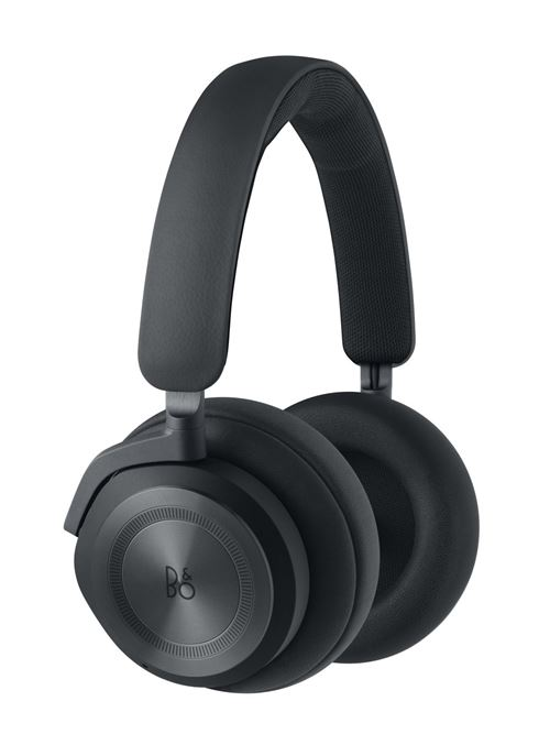Casque circum-aural sans fil à réduction du bruit Bluetooth Bang & Olufsen Beoplay HX Noir