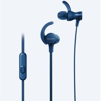 Sony MDR-XB510AS - In-ear hoofdtelefoons met micro