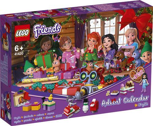 LEGO® Friends 41420 Le calendrier de l'Avent LEGO® Friends