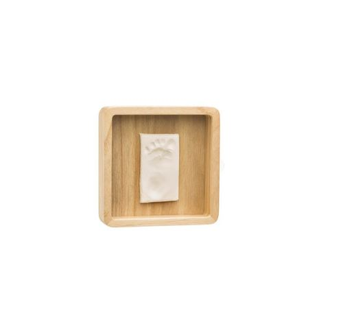 Kit d'empreintes Baby Art Magic Box Wooden