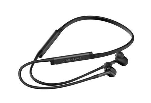 Ecouteurs sans fil Libratone Track + Noir