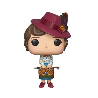 MARY POPPINS-BOBBLE HEAD POP N°467-MARY WITH BAD