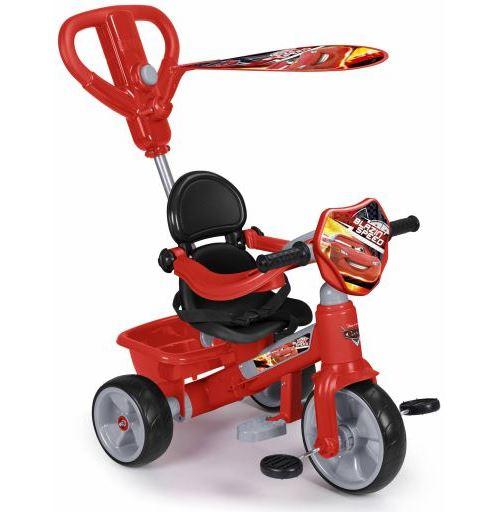 Tricycle Feber Cars Rouge - Autre jeu de plein air. Achat et vente de jouets, jeux de société, produits de puériculture. Découvrez les Univers Playmobil, Légo, FisherPrice, Vtech ainsi que les grandes marques de puériculture : Chicco, Bébé Confort, Mac La