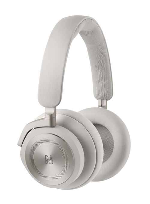 Casque circum-aural sans fil à réduction du bruit Bluetooth Bang & Olufsen Beoplay HX Beige
