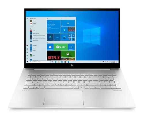 PC Portable HP Envy 17-ch0081nf 17,3 Intel Core i5 16 Go RAM 1 To SSD Gris acier