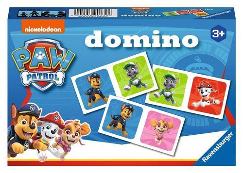 Jeu de société Ravensburger Domino Pat'Patrouille