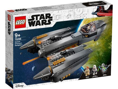 LEGO® Star Wars™ 75286 Le chasseur stellaire du Général Grievous